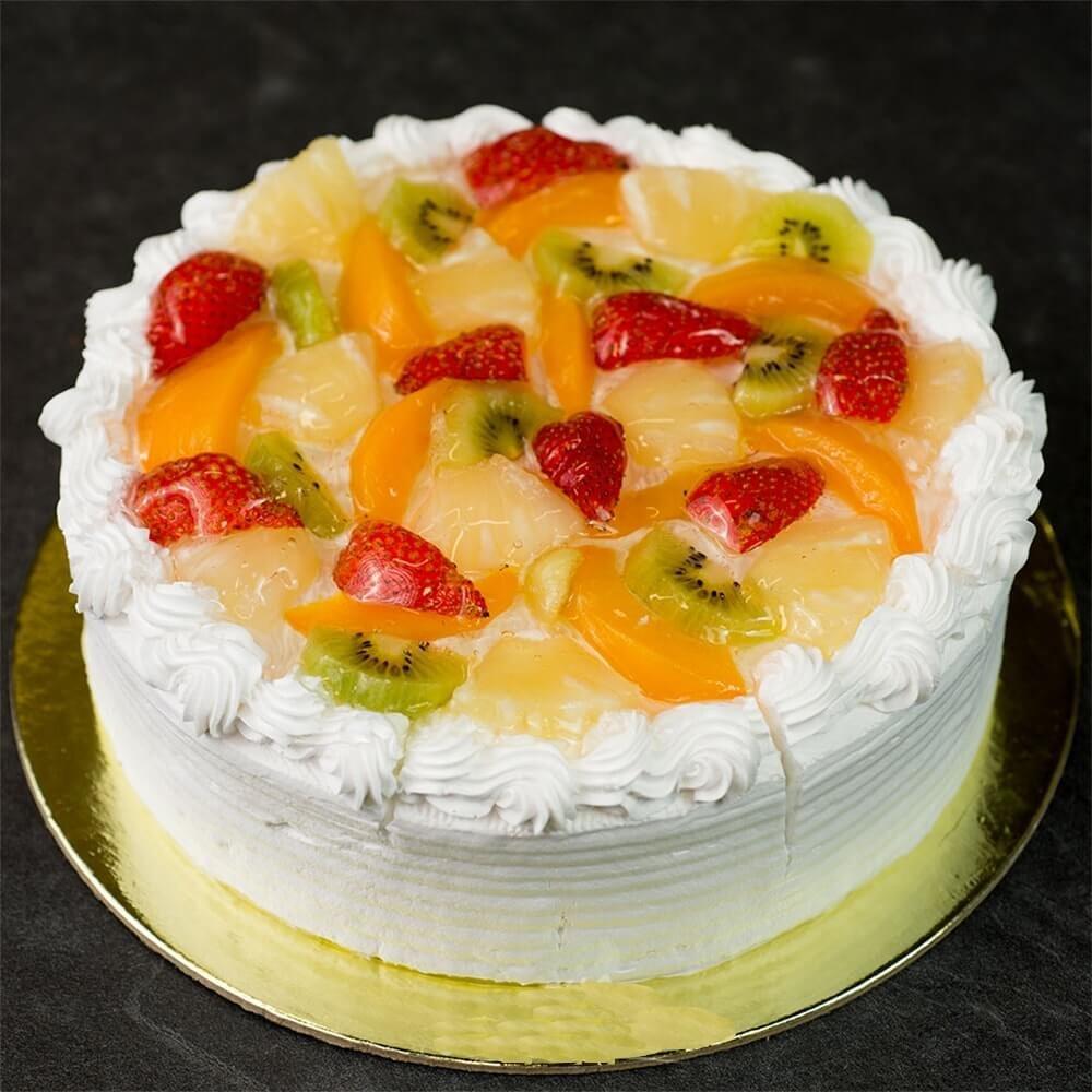 случаи, когда торты с фруктами фото рецепты вам