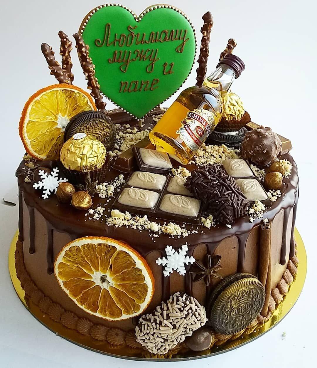 Рецепты изысканных тортов в с фото также пишет
