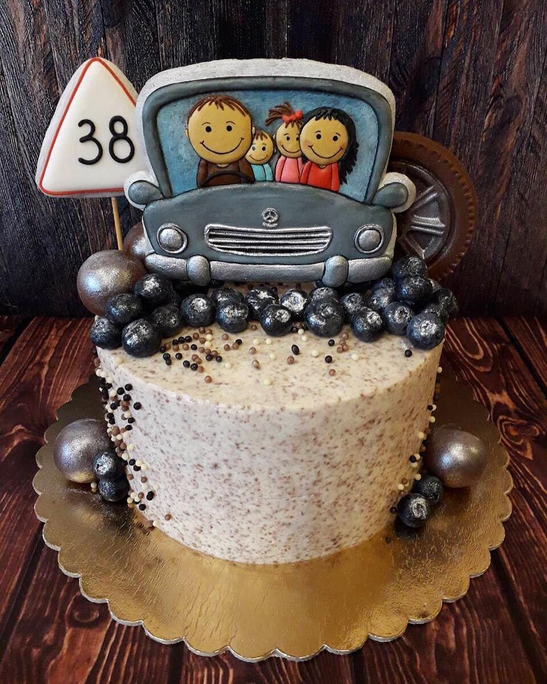 Прикольный торт мужу на день рождения фото это можно