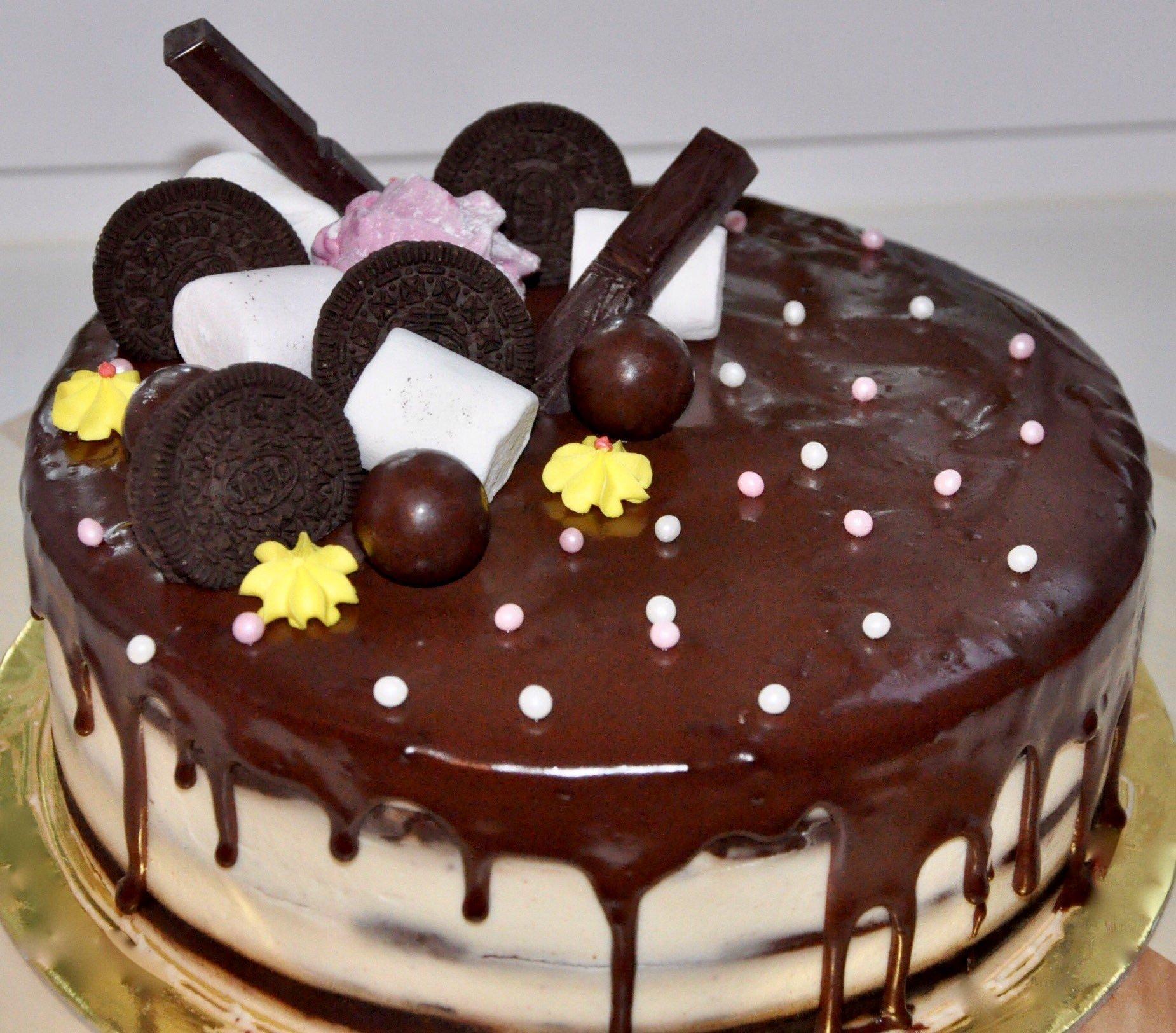 Как сделать отпечаток фотографии на торте красивые