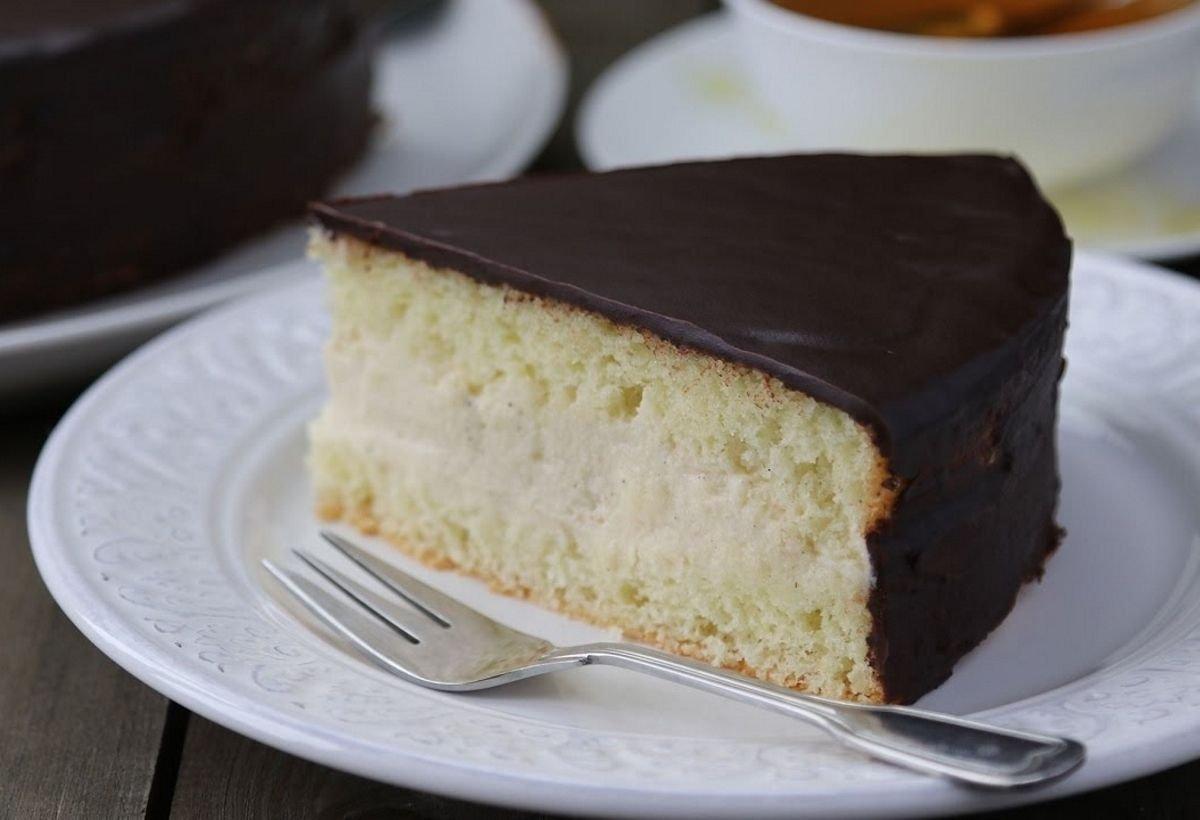 торт чародейка пошаговый рецепт с фото она была