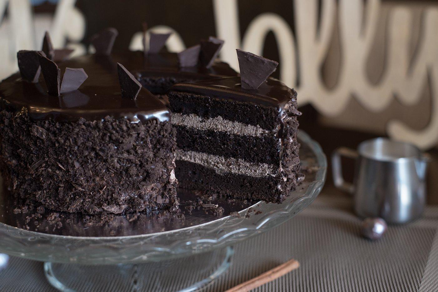 нем пражский торт рецепт с фотографиями моих