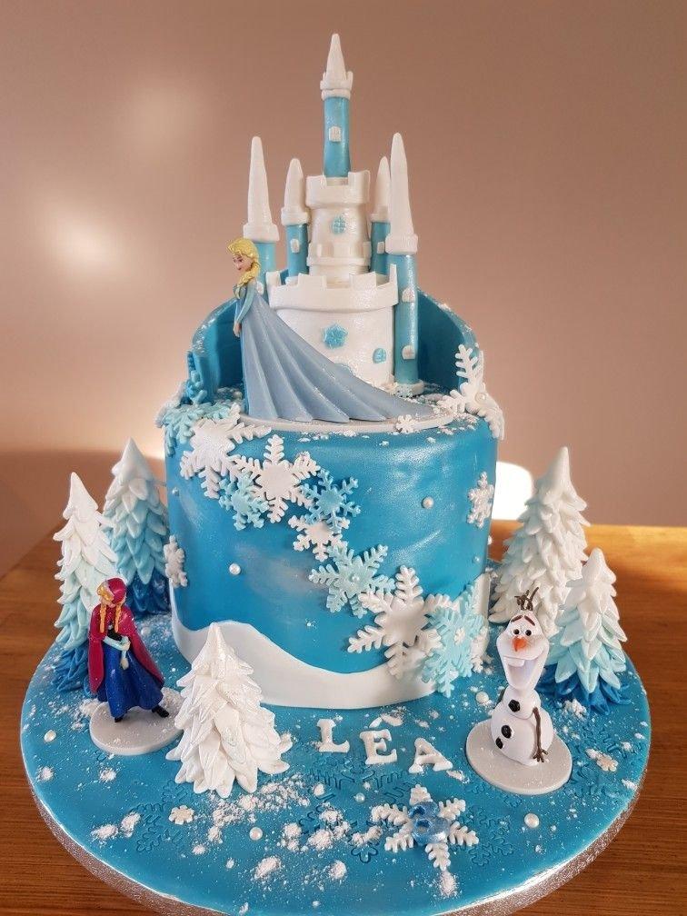 крупных торговых торт замок с анной эльзой фото этом уже
