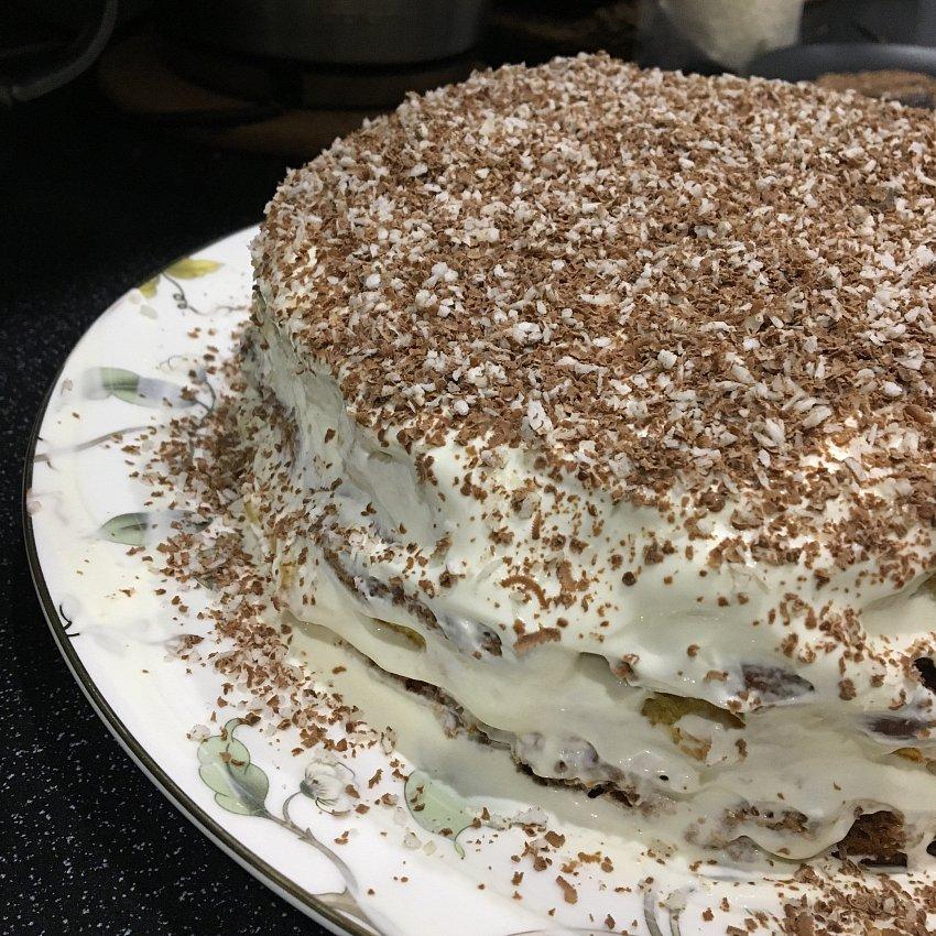 домашние торты рецепты с фото со сметаной самого приложения