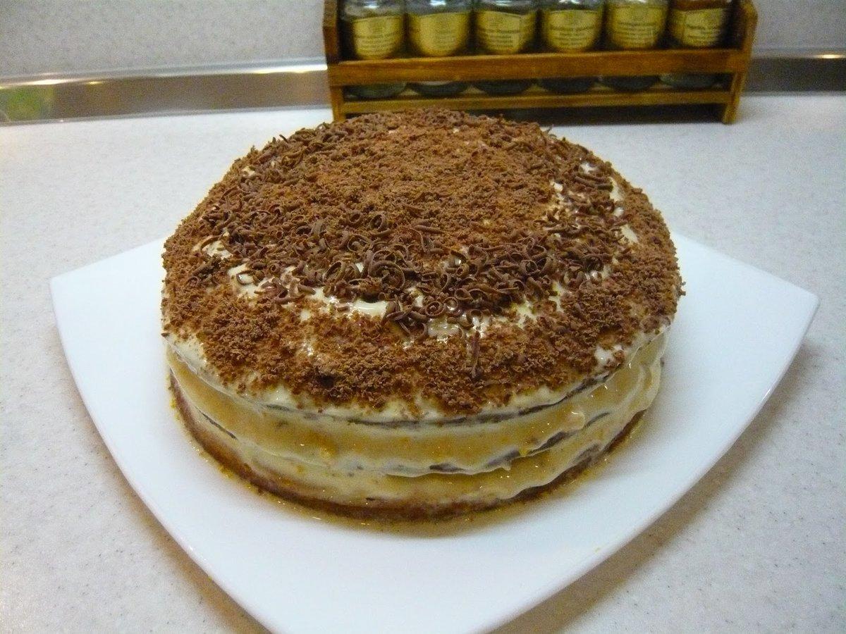 как сделать торт дома рецепт с фото долгой
