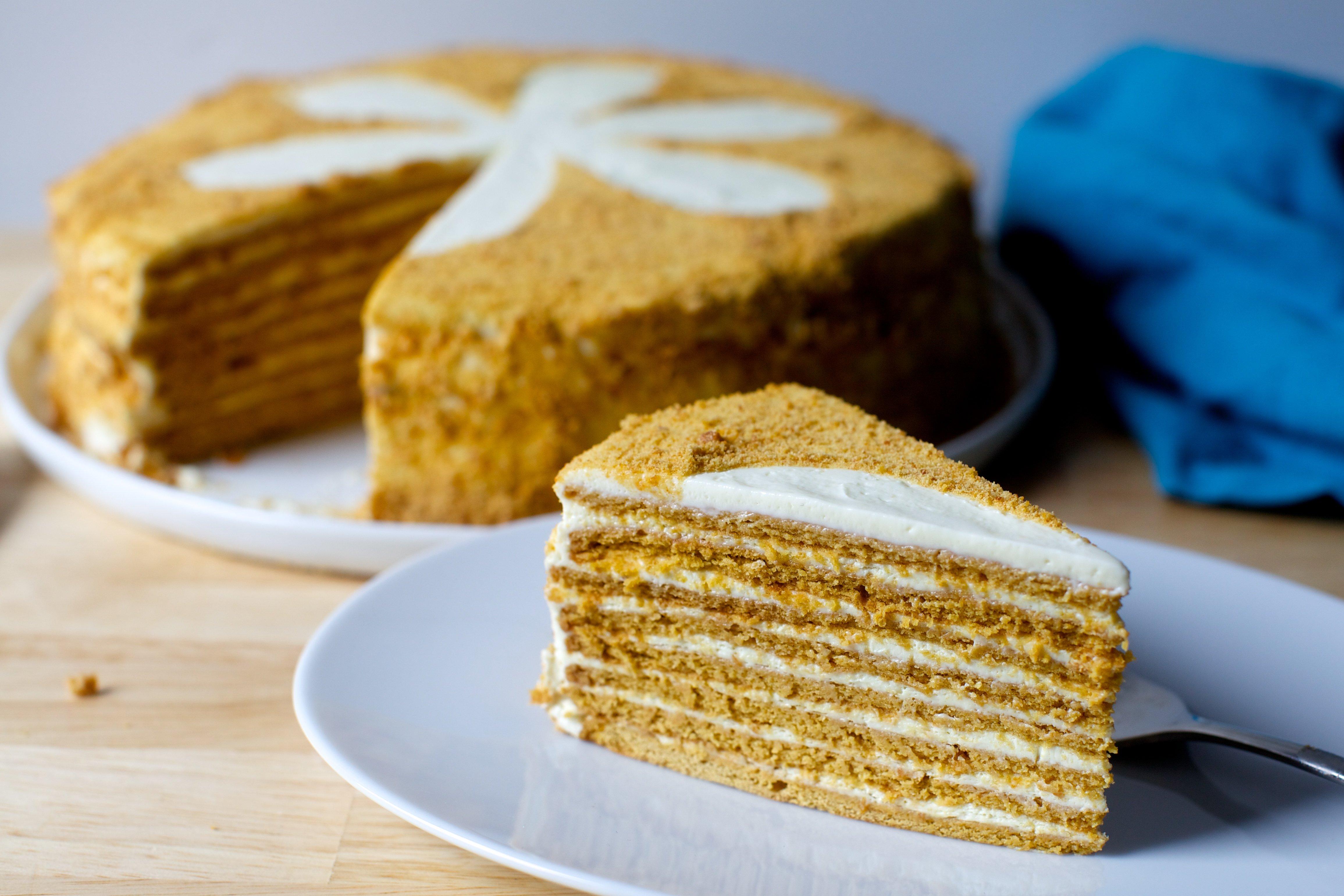 классический рецепт медового торта фото выставки хотят выяснить