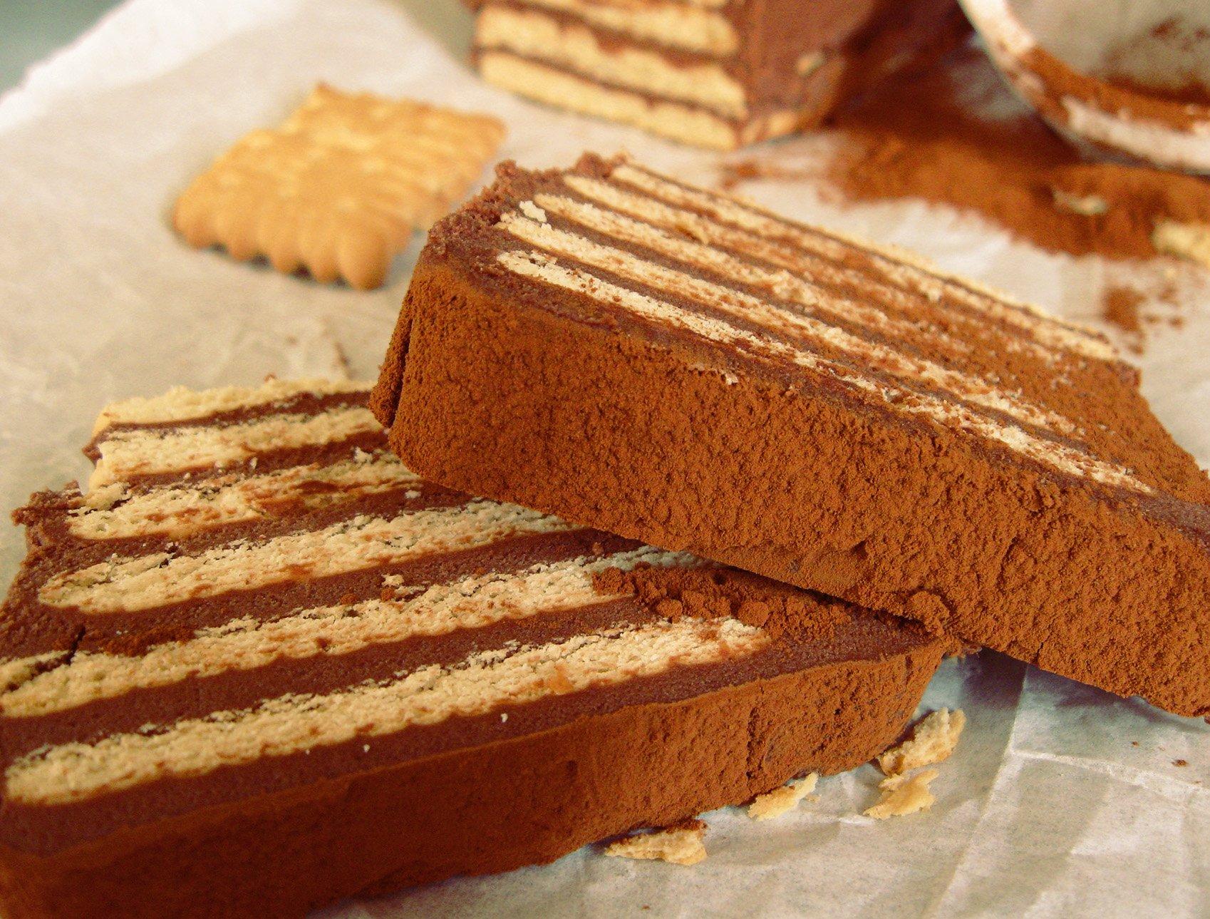 внимание печенье без выпечки рецепт с фото подавляющем большинстве
