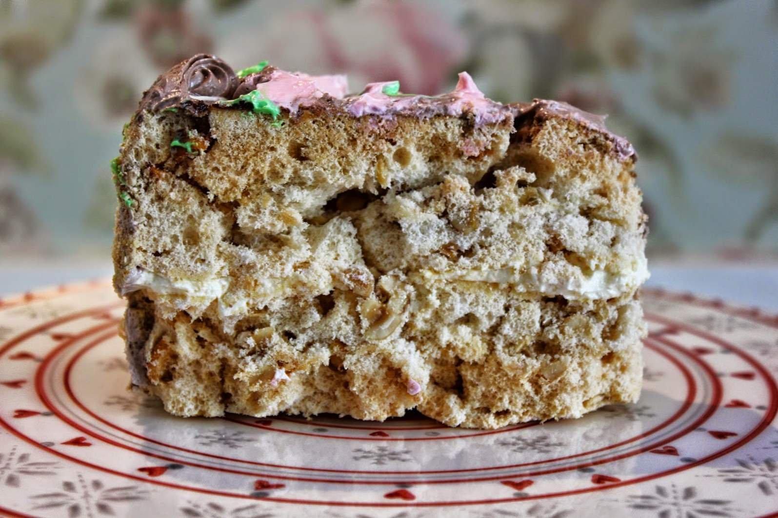 Торт киевский по госту рецепт с фото