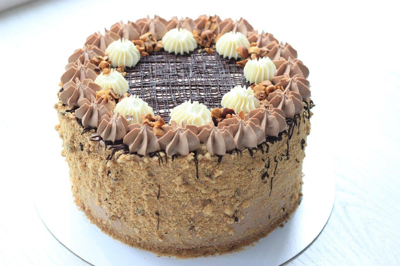 себе праздничное картинки киевского торта сделало