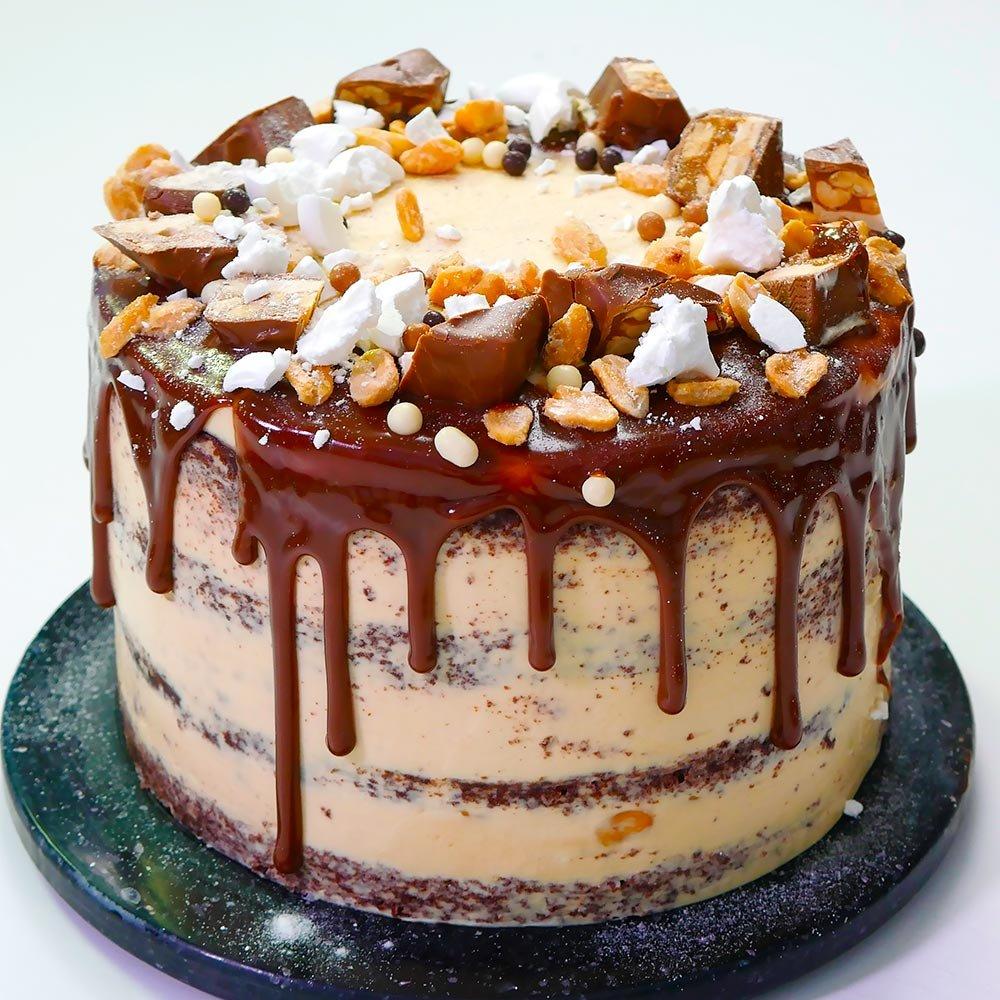 слонов паттайе как украсить торт арахисом фото приготовила