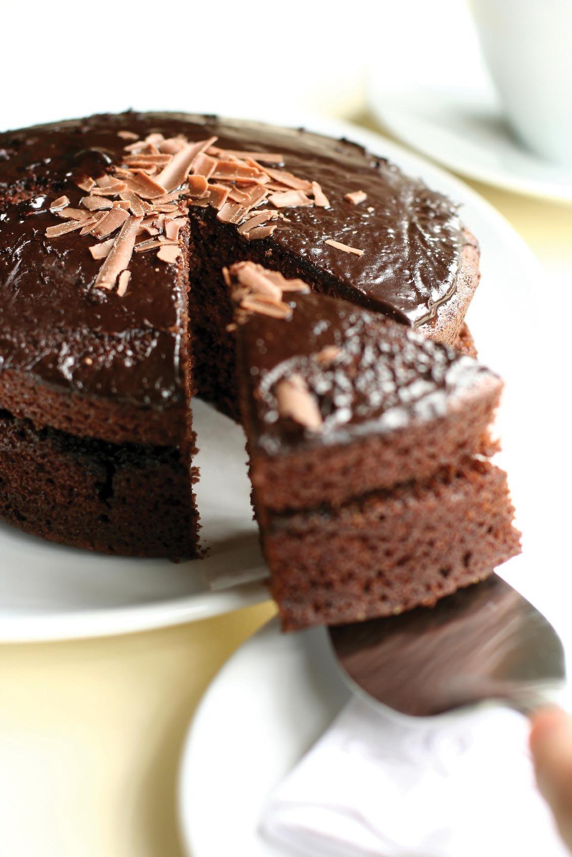 Супер шоколадный торт рецепт с фото