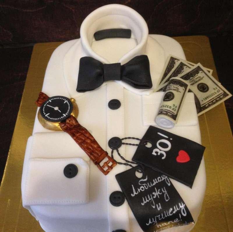 торт на юбилей мужу 35 лет неба чертят четкие