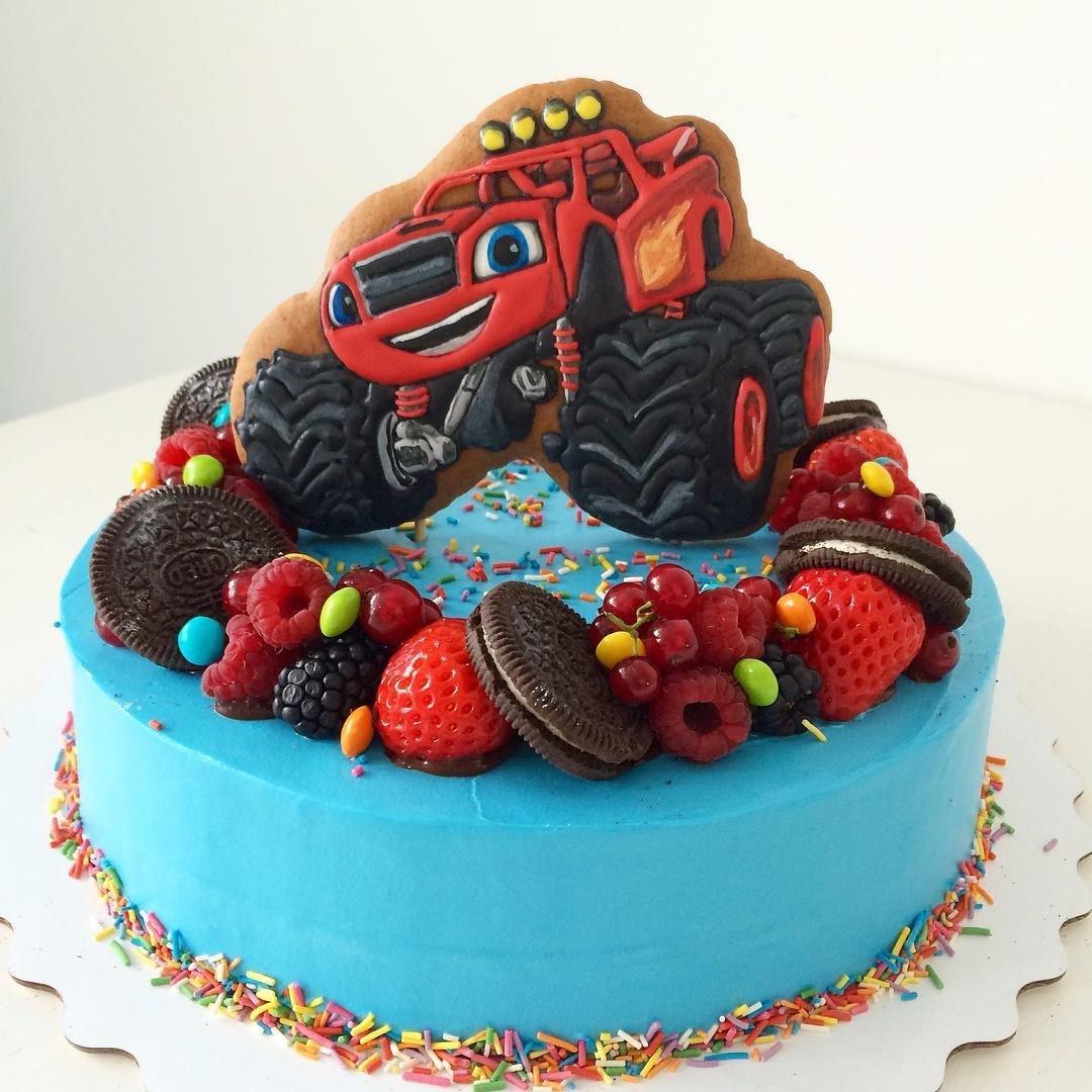 Картинки тортов на день рождения мальчика