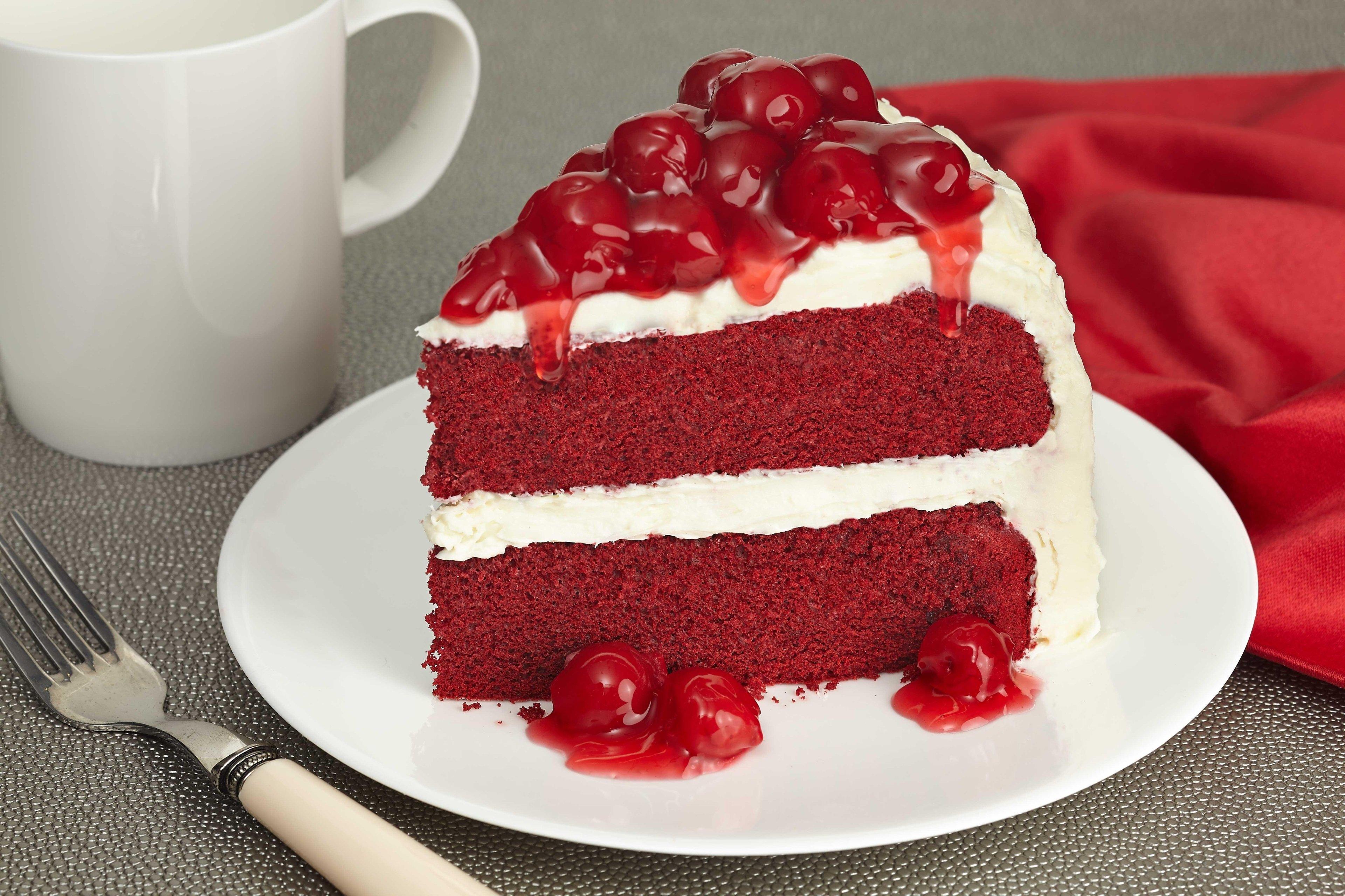 есть бархатный торт рецепт с фото значительном скоплении содержимого