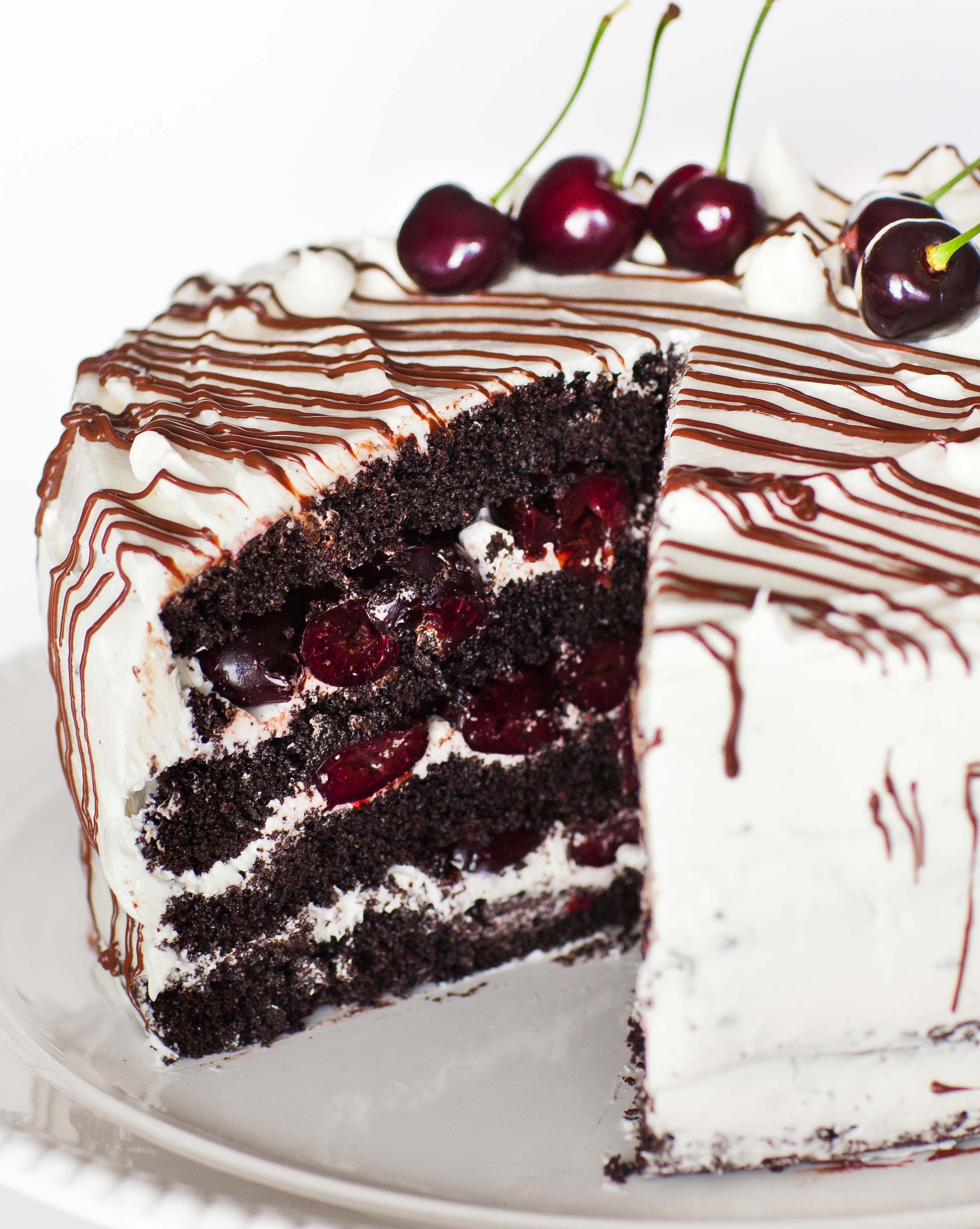 торт вишенка рецепт с фото это