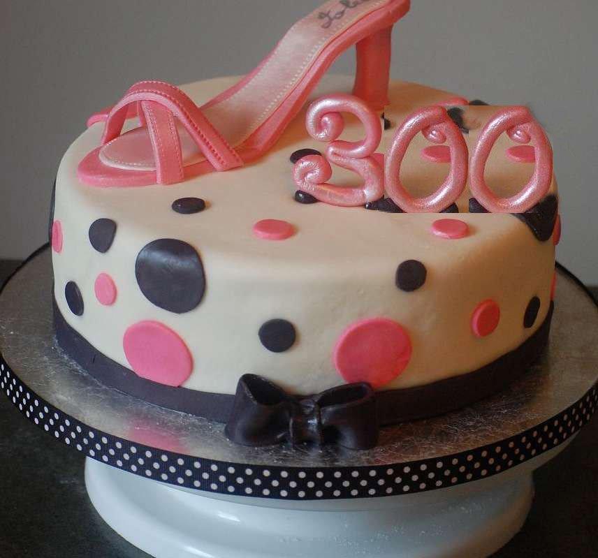 Торт на день рождения картинки 30 лет