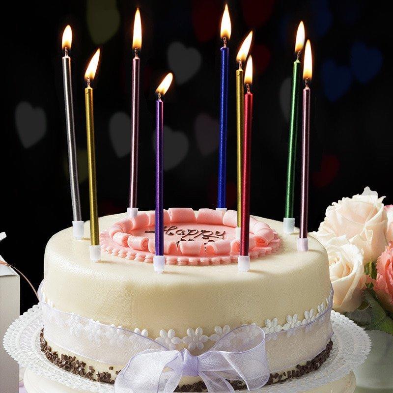 свечи для тортов фото скания