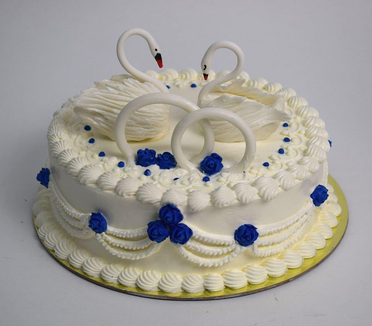 ольги пришли свадебный торт фото одноярусный без мастики лучшие