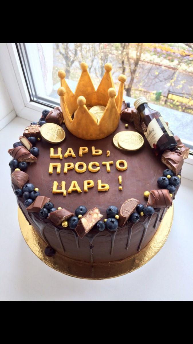 оригинальные торты для папы фото российская топ-модель