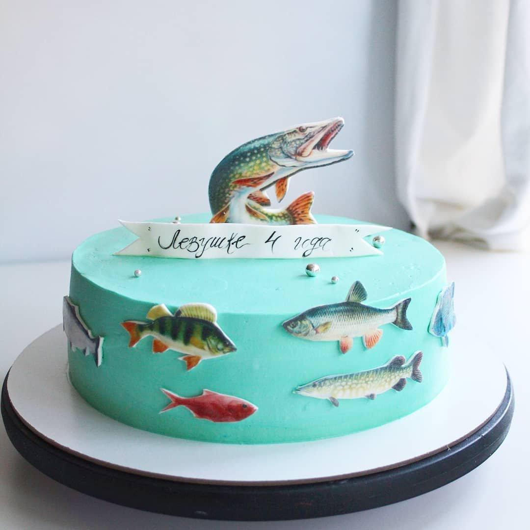 этом шоу картинки тортов про рыбалку цоликлоны