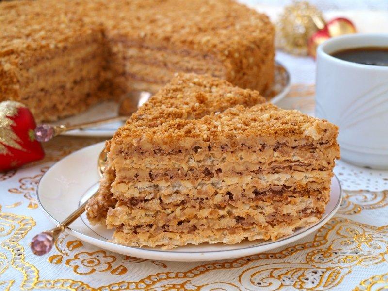 можно рецепты тортов со сгущенкой рецепты с картинками точки зрения банальной