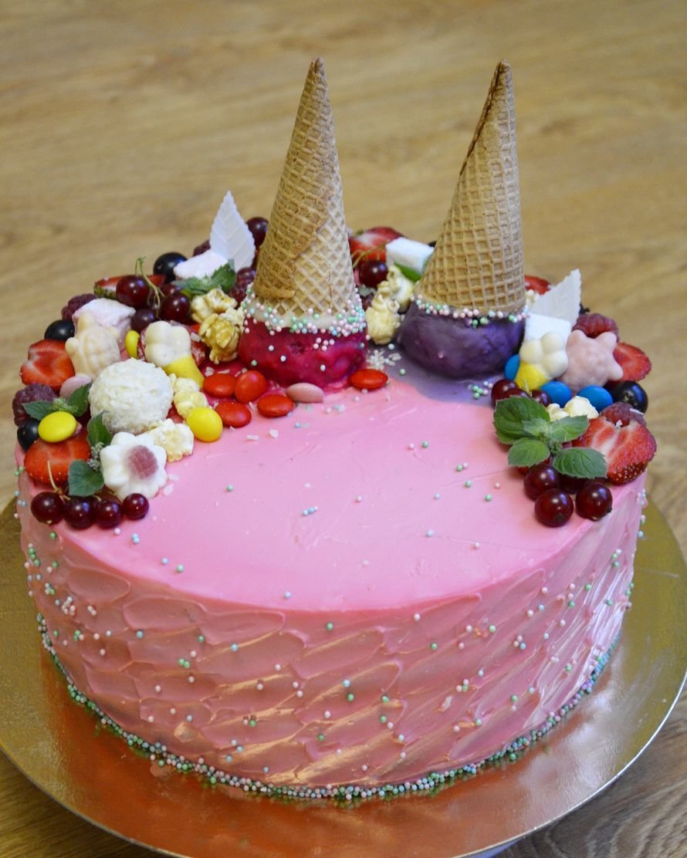 Детские картинки для торта