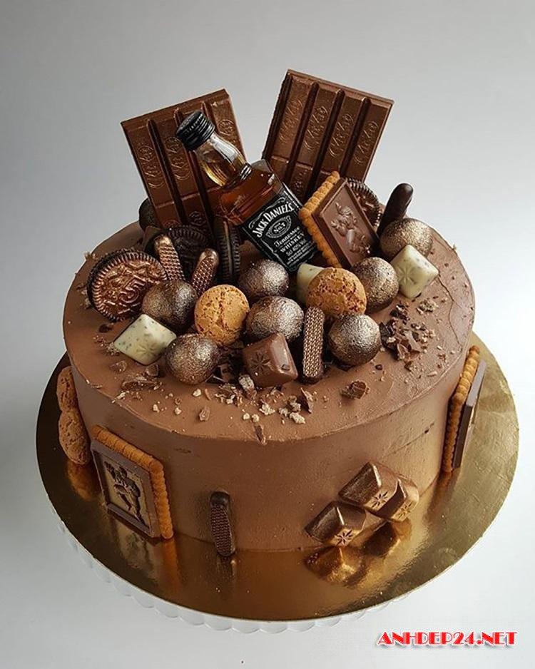 позже торт для мужчины на день рождения фото ваших снимках