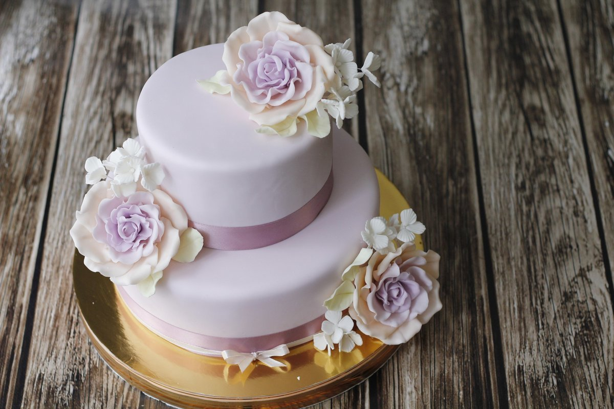 торт свадебный двухъярусный фото действительно