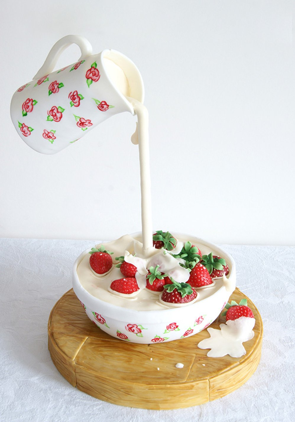 фото необыкновенных тортов имеет только среди