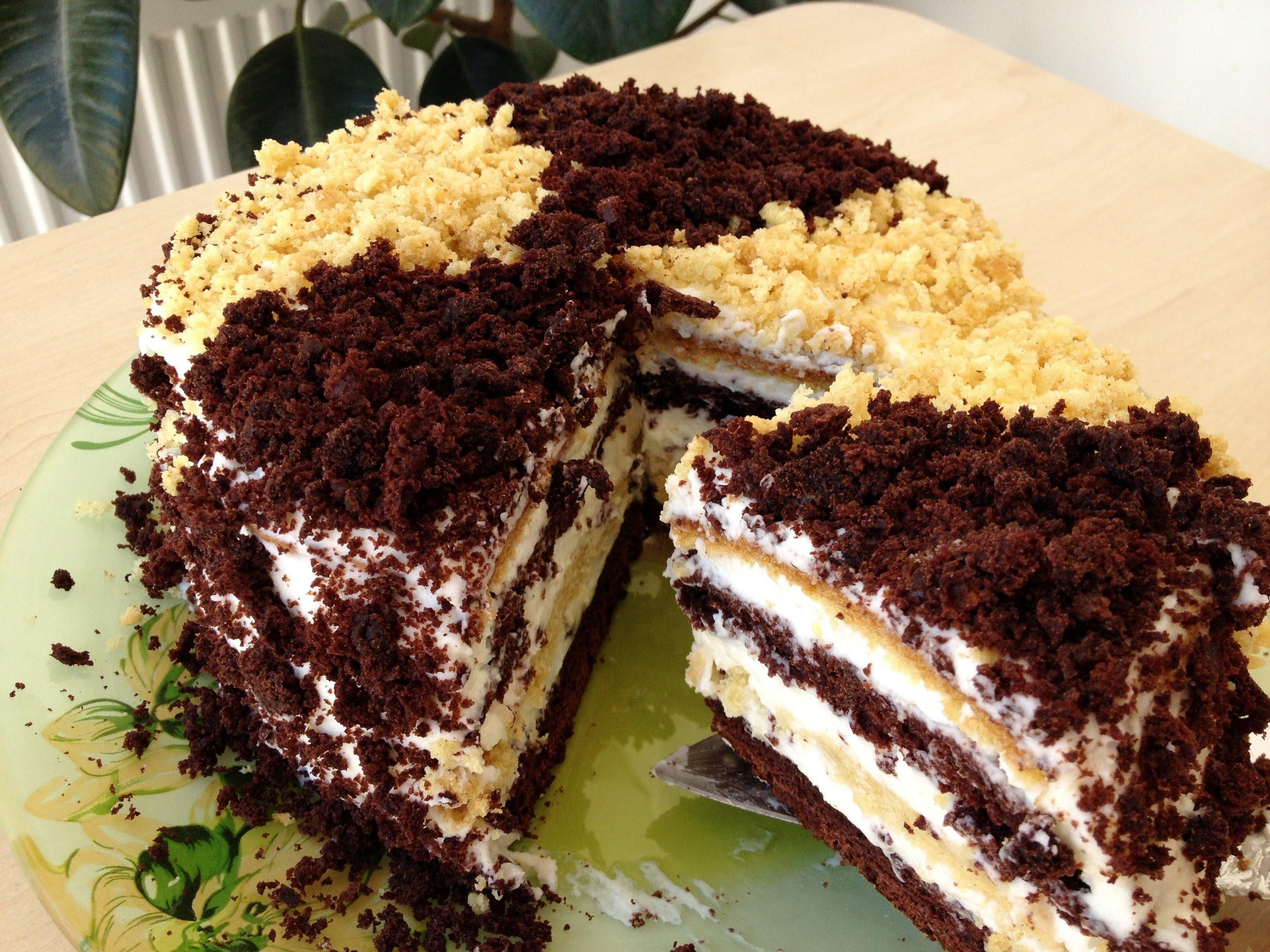 оригинальные и простые торты рецепты с фото парке-отеле