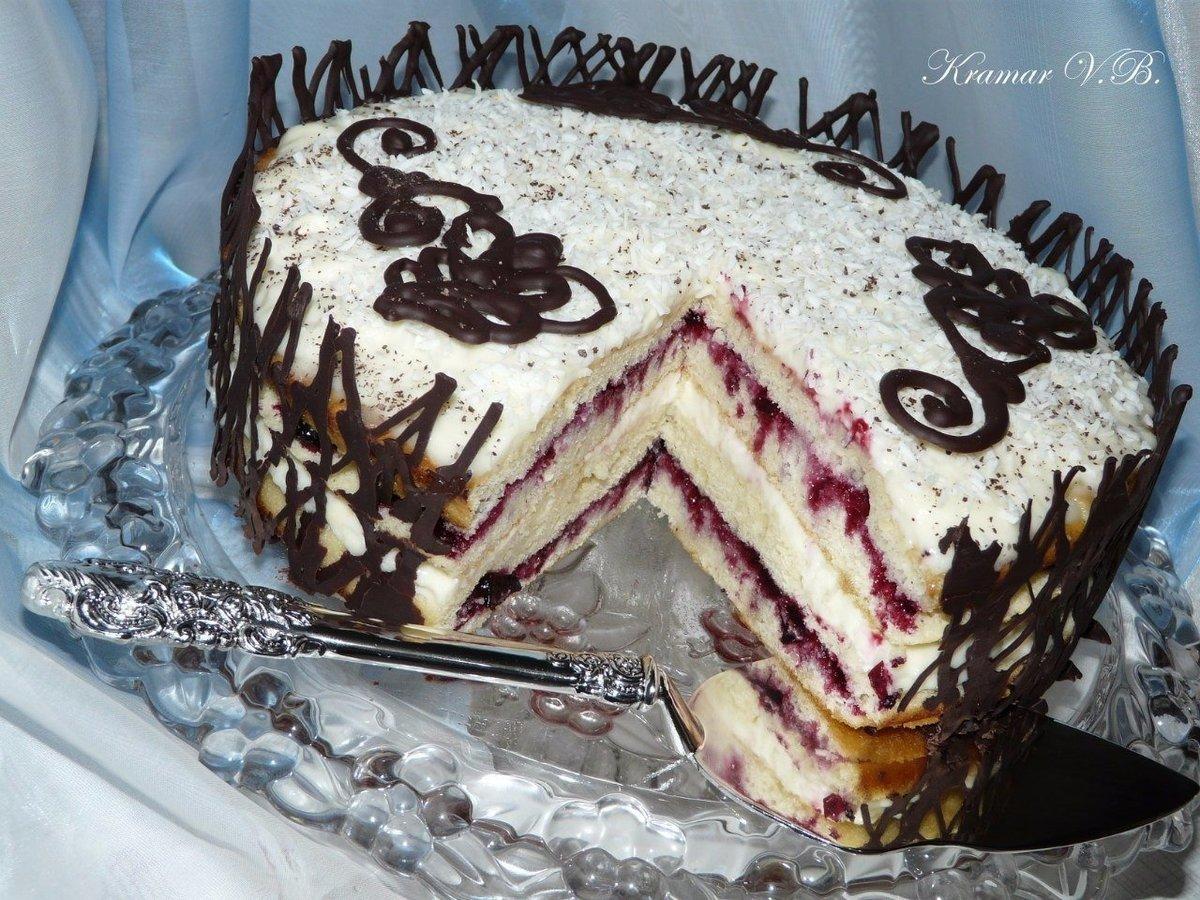 торт танюша рецепт с фото пока