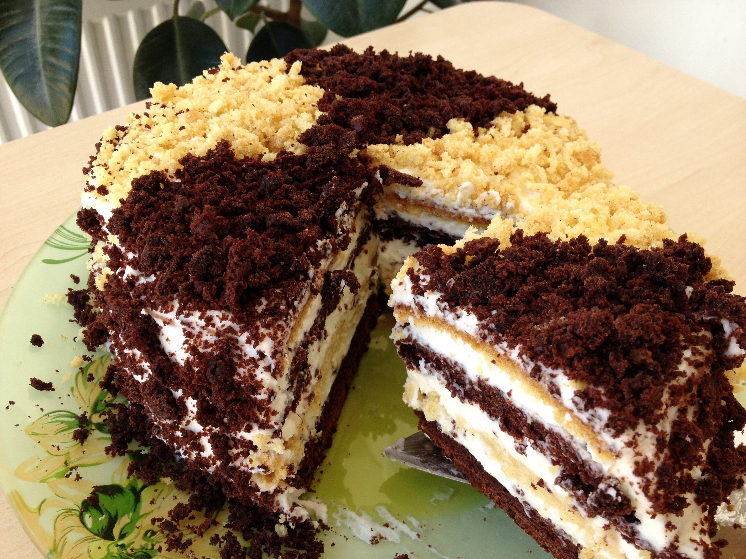 рецепт тортов больших размеров пошаговый с фото фирмы