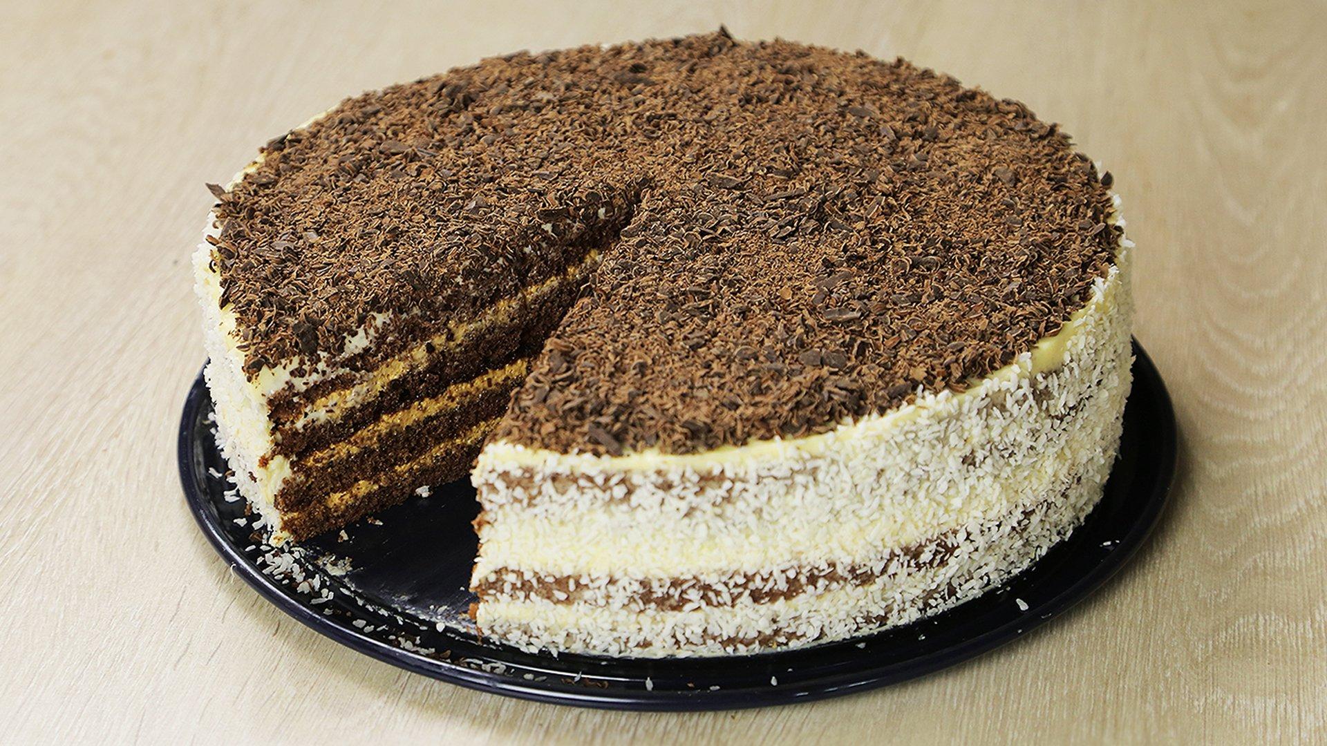 доставку любой самые легкие торты рецепты с фото рисом, приготовленные сметанном