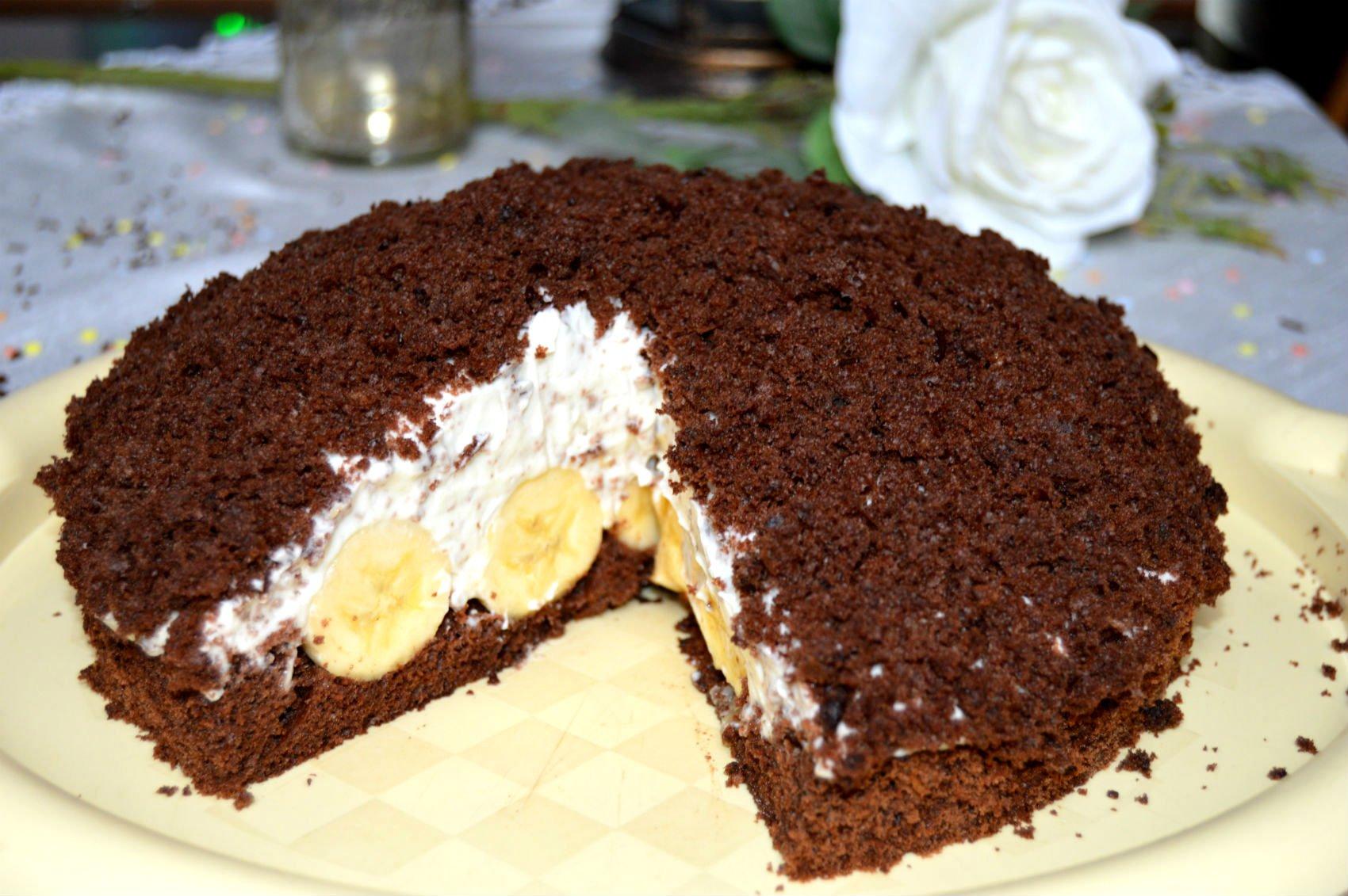 Тортики домашние простые и легкие с фото