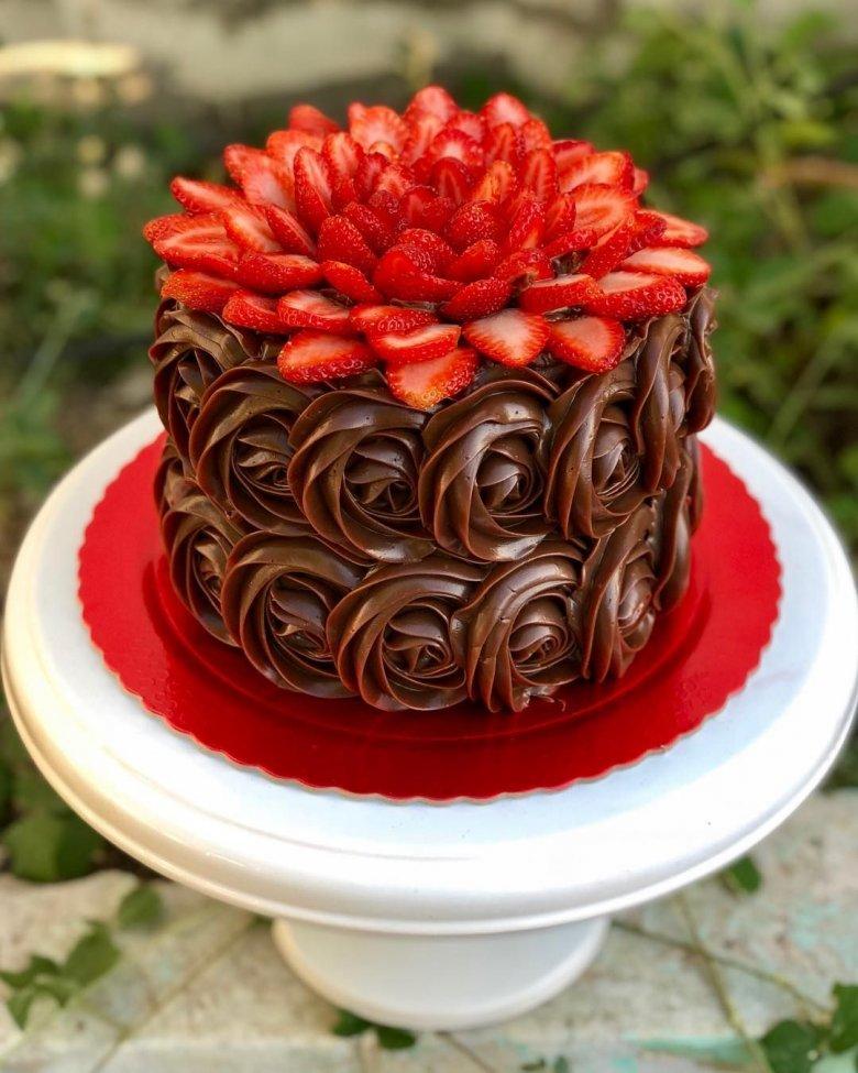 Рецепт красиво ма для оформления торта фото
