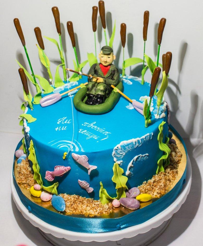 чтобы торты из мастики фото для рыбака бижутерия