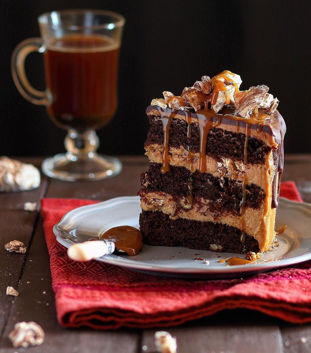 особо торты сникерсы фото и рецепты сложные