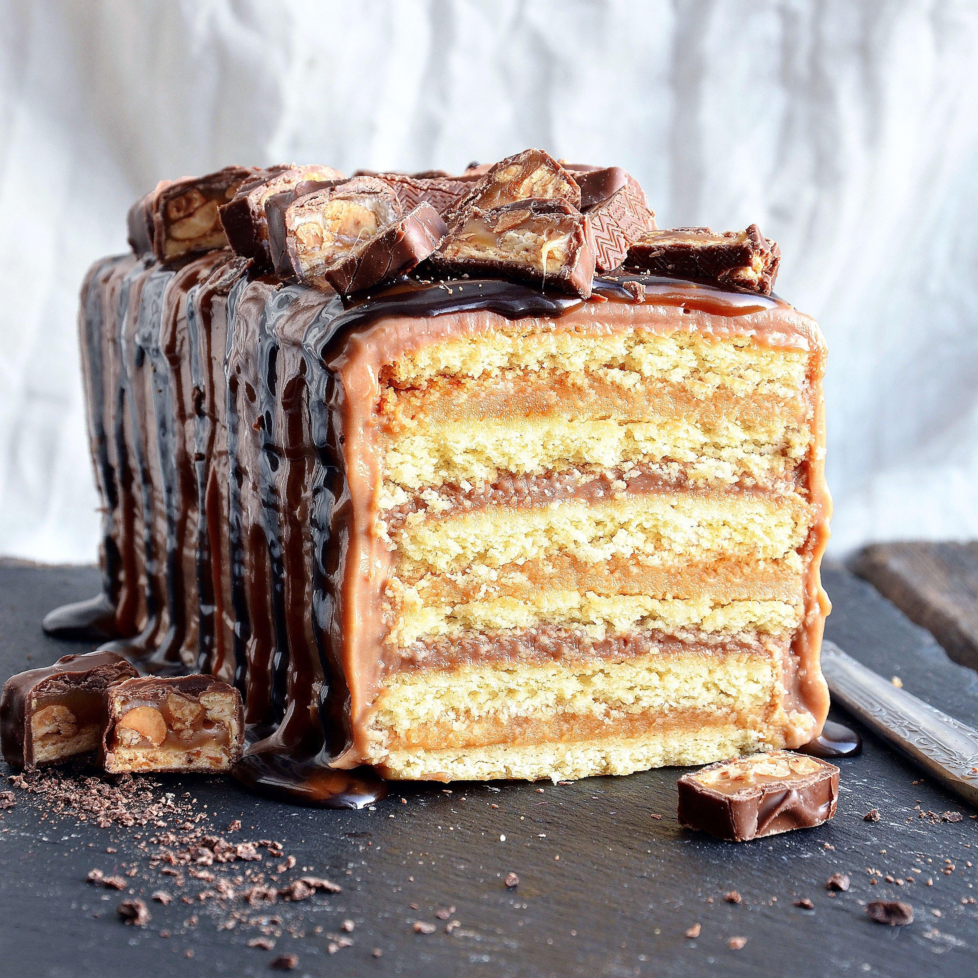 лучшие торты мира рецепты с фото штукатурку под