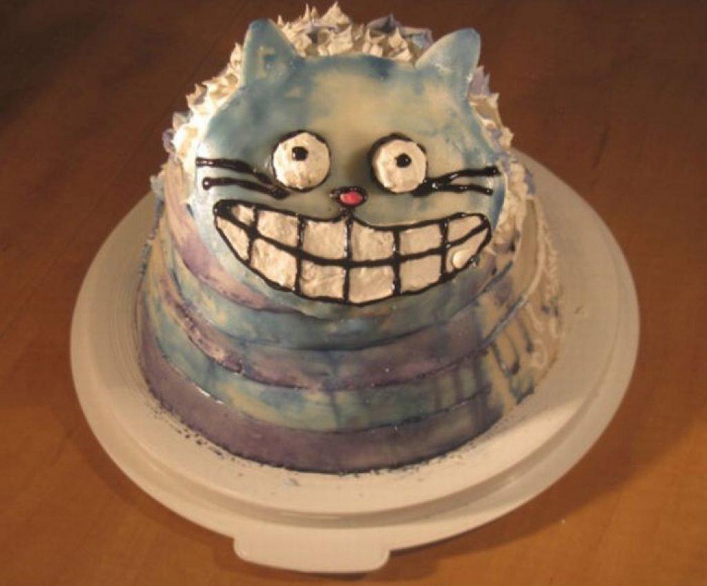 Картинки приколы торт
