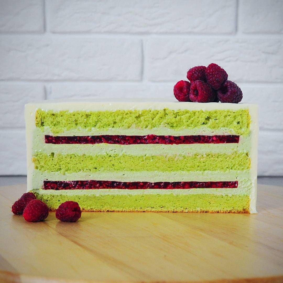Торт фисташковый бисквит рецепт с фото