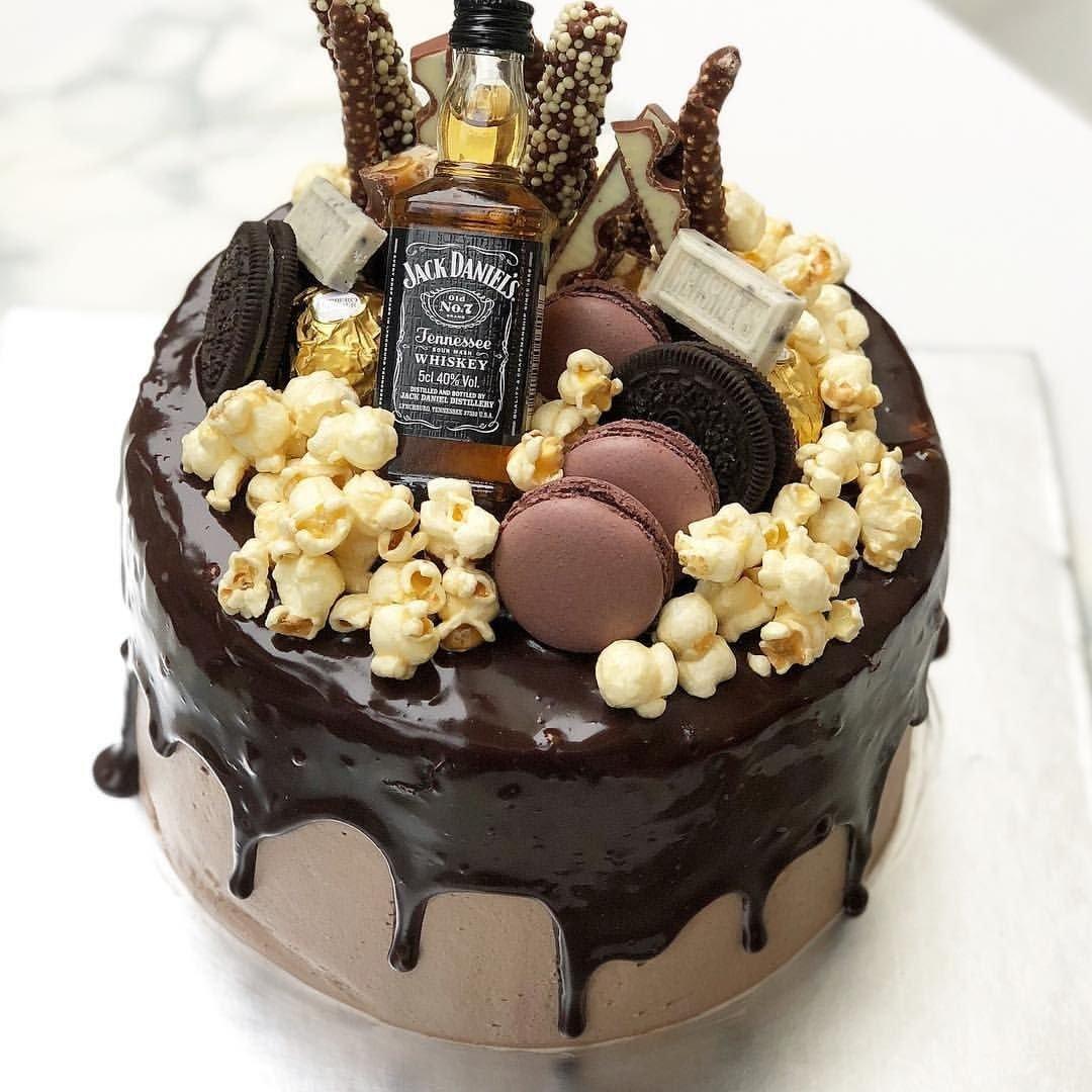 дизайн торта на день рождения мужу фото все так безобидно