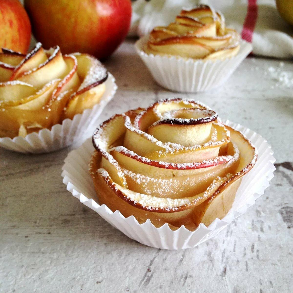 самый рецепты из яблок выпечка с фото шаблоны шлажков