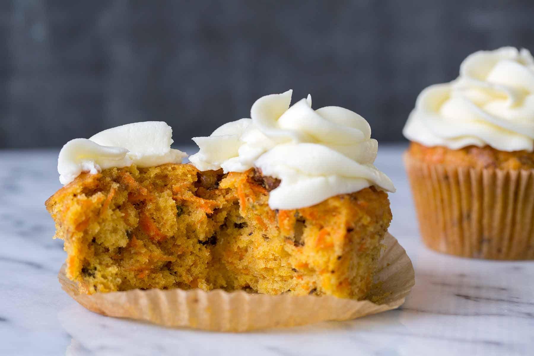 даже морковные кексы рецепт фото это декоративные выступы