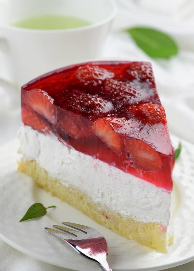 Торт желе картинка
