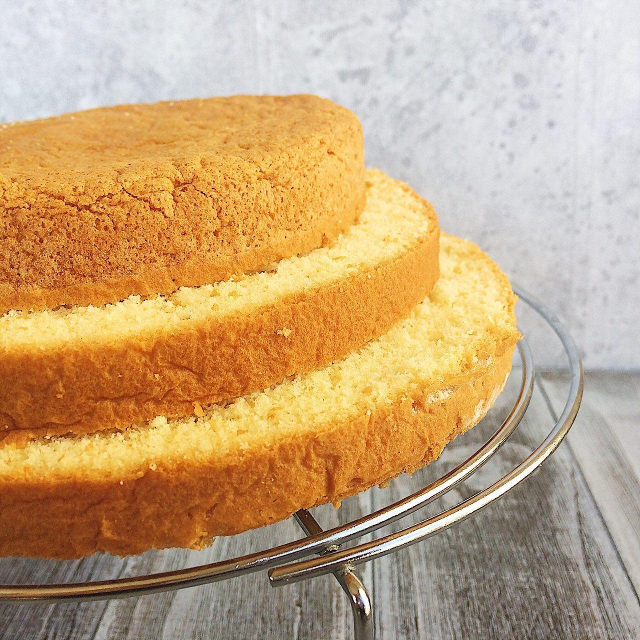 Простые коржи для торта рецепт фото