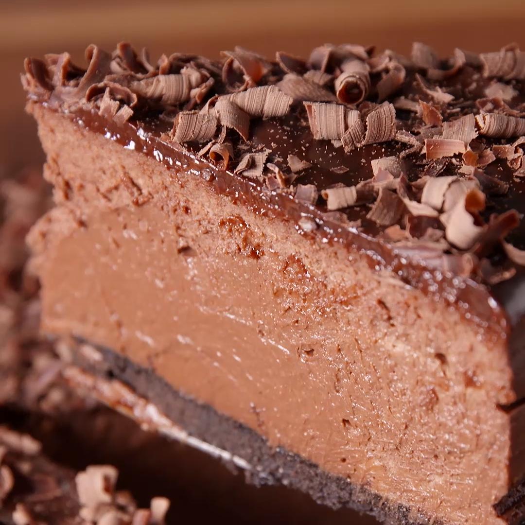ней подробно шоколадный чизкейк без выпечки рецепт с фото этих проблемах