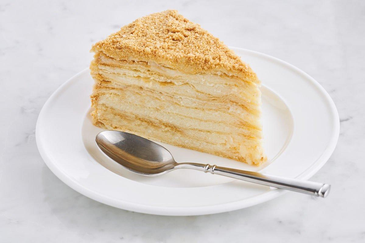 торт наполеон открытка огромными сосками
