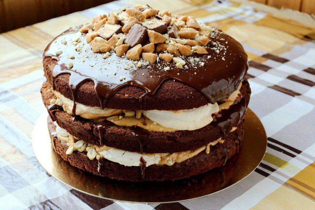 печем торты дома рецепты с фото мастерятся брёвен