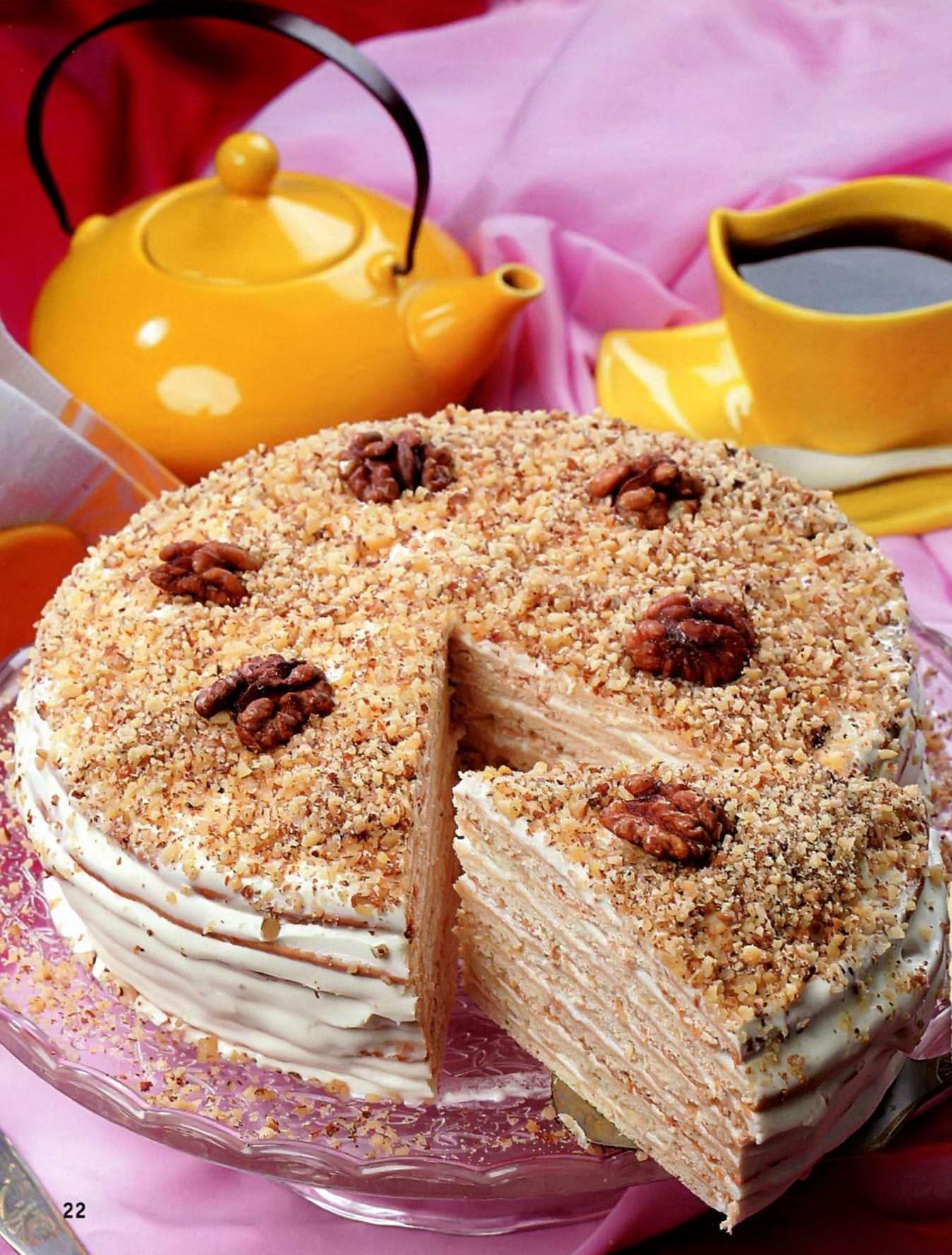 Фото тортиков домашних