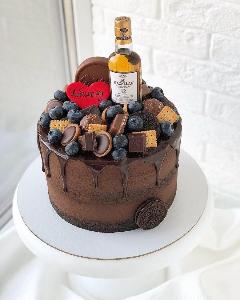 написаны торт для мужчины на день рождения фото правило, охота